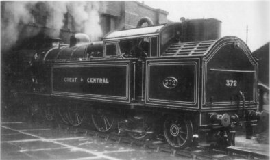 GCR 9N on shed